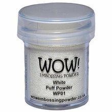 Load image into Gallery viewer, WOW! Embossing Powder | White Puff
