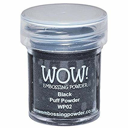 Load image into Gallery viewer, WOW! Embossing Powder | Black Puff