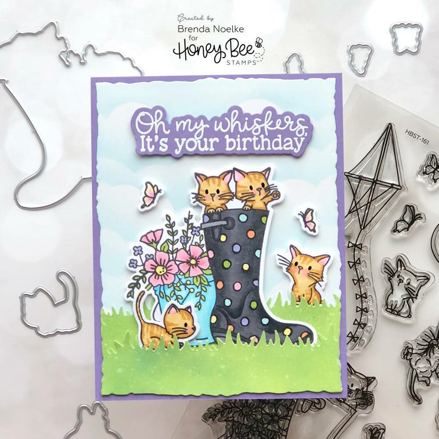 Purrrfect Sentiments | Honey Cuts