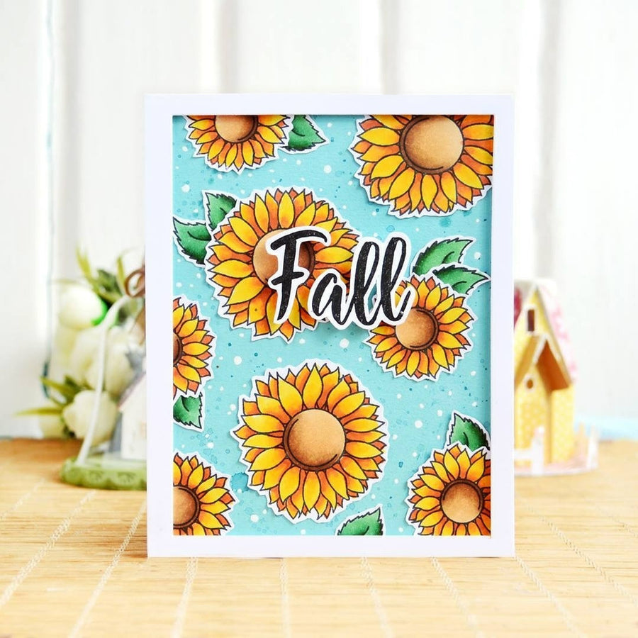 Happy Fall Y'all | Honey Cuts | Steel Craft Dies