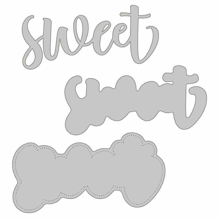 Sweet | Honey Cuts | Steel Dies