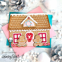 Load image into Gallery viewer, Gingerbread House Add-On | Honey Cuts