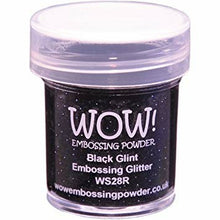Load image into Gallery viewer, WOW! Embossing Glitter | Black Glint