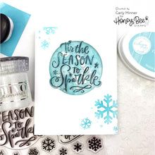 Load image into Gallery viewer, Season to Sparkle | 6x6 Stamp Set