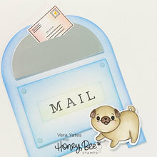 Load image into Gallery viewer, Post Box Card Base | Honey Cuts