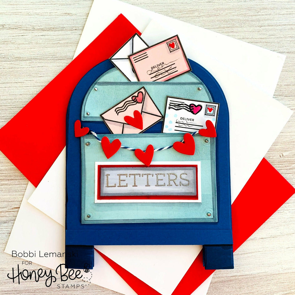 Load image into Gallery viewer, Love Enclosed | 6x6 Stamp Set