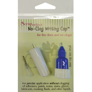 ScraPerfect No-Clog Writing Cap: Small