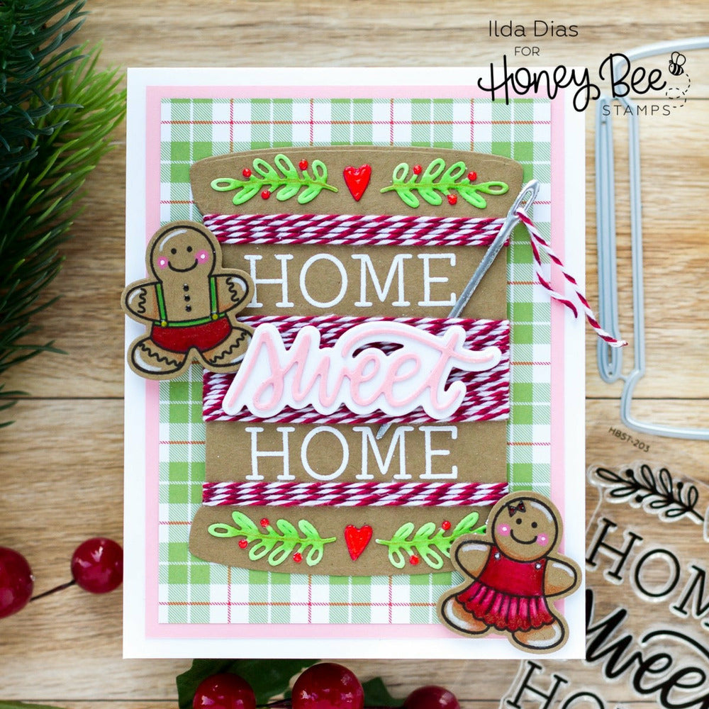 Load image into Gallery viewer, Home, Sweet Home | Honey Cuts