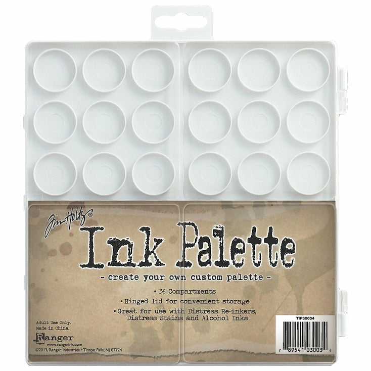Tim Holtz Ink and Paint Palette