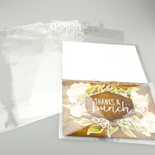 Load image into Gallery viewer, Crystal Clear Cello Bags | 100 Pk | A7(J) Card Dust Jackets
