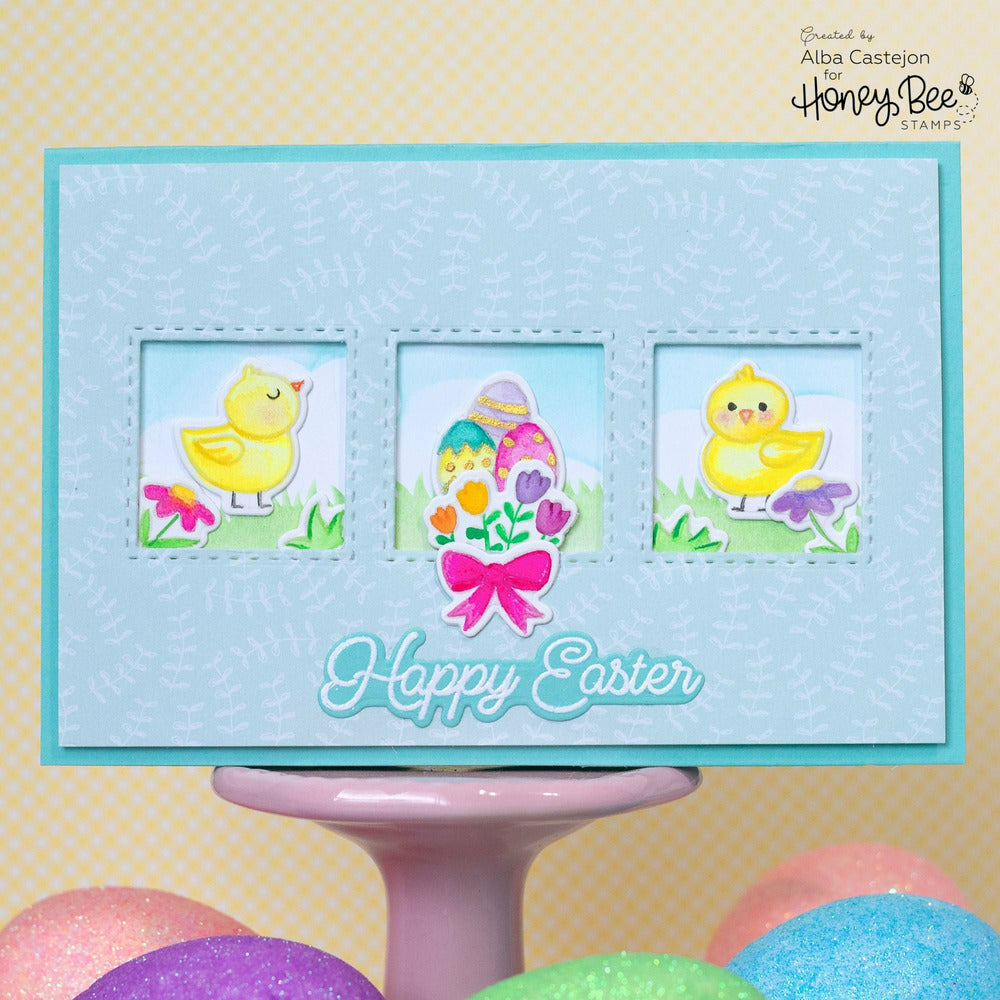 Load image into Gallery viewer, Easter Buddies | 6x6 Stamp Set