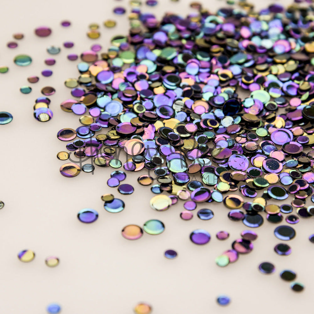 Load image into Gallery viewer, Black Opal | Confetti Mix