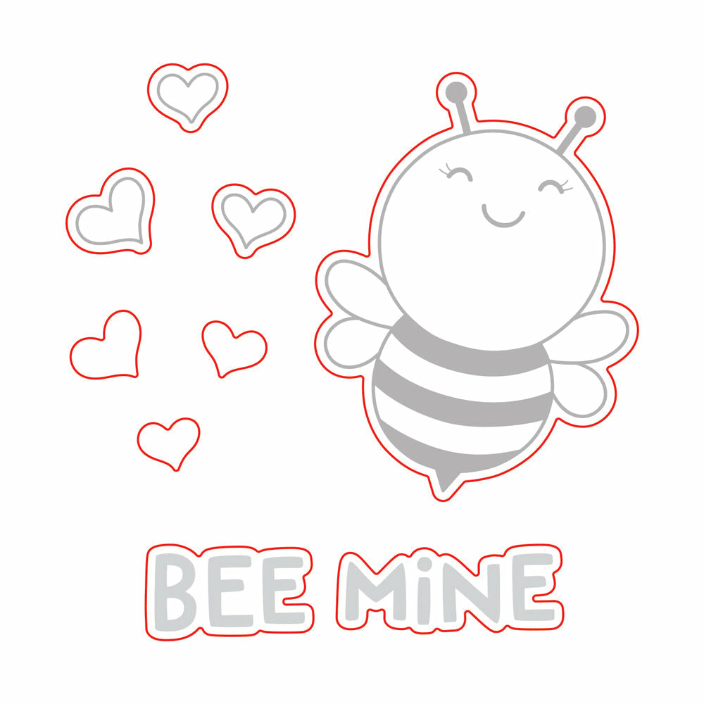 Load image into Gallery viewer, Bee Mine | Honey Cuts