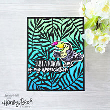 Load image into Gallery viewer, Tropical Tweets | 6x6 Stamp Set