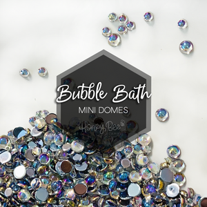 Bubble Bath Mini Domes | Tiny 2mm & 3mm