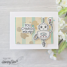 Load image into Gallery viewer, Build-A-Bot | 6x6 Stamp Set