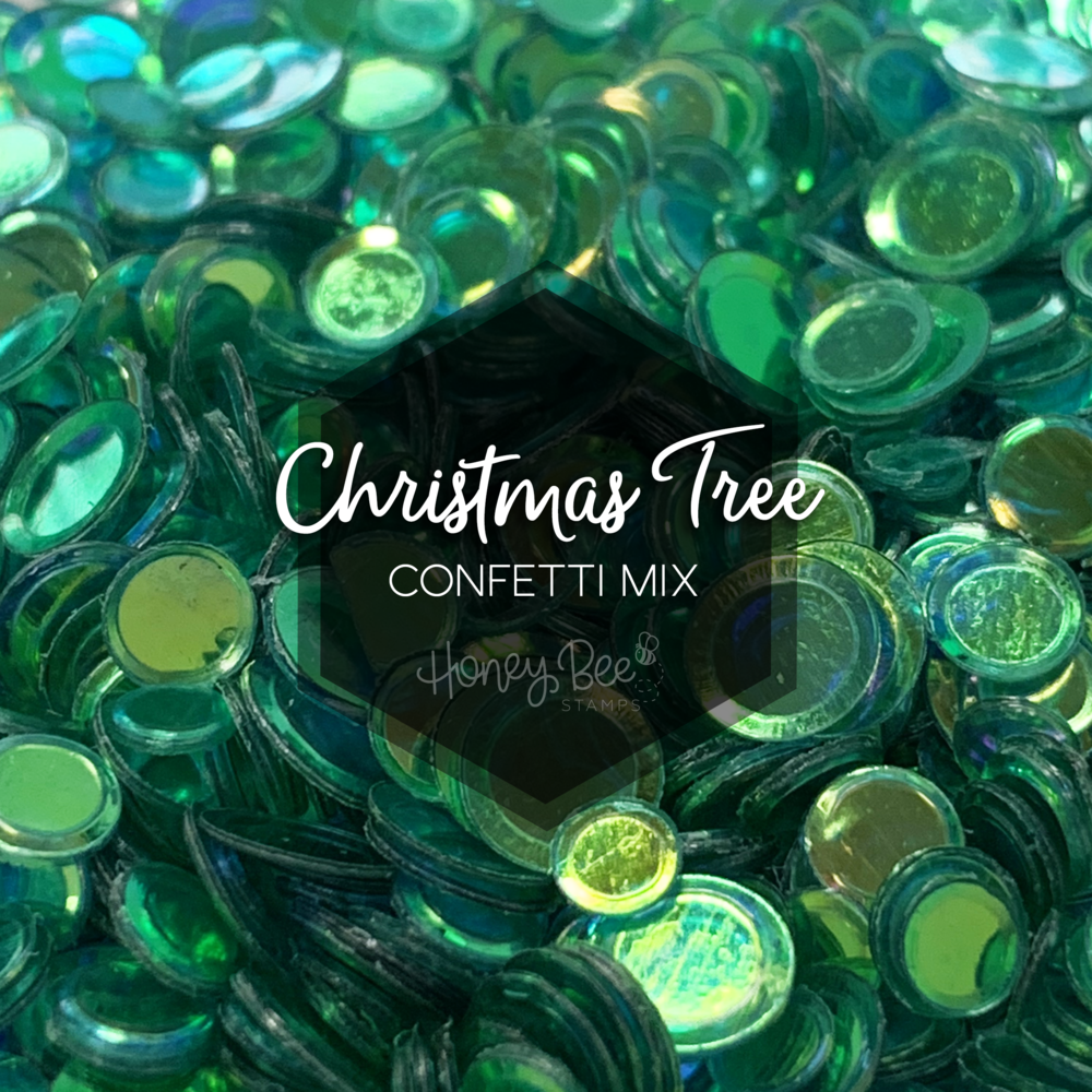 Load image into Gallery viewer, Christmas Tree | Confetti Mix