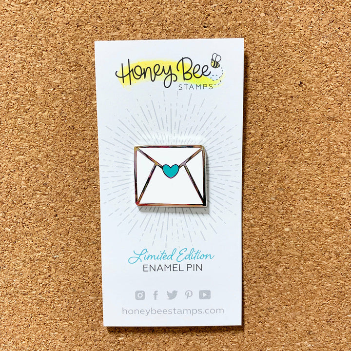 Love Letter | Limited Edition Enamel Pin
