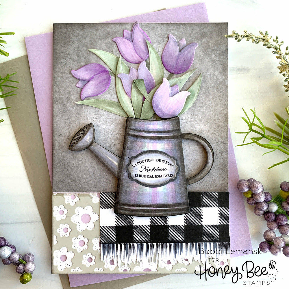 Load image into Gallery viewer, Flower Centers Cover Plate | Honey Cuts