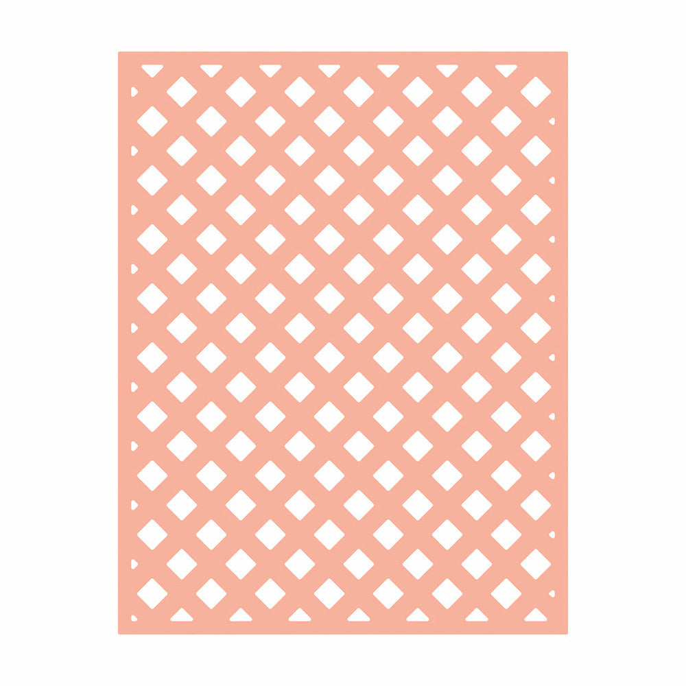 Load image into Gallery viewer, Garden Lattice Cover Plate - Base | Honey Cuts