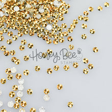 Load image into Gallery viewer, Jewel of Gold | Rhinestones