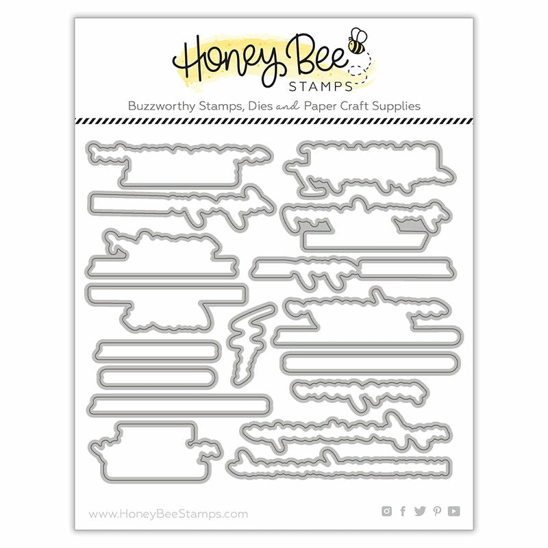 Load image into Gallery viewer, You Bake Me Happy | Honey Cuts