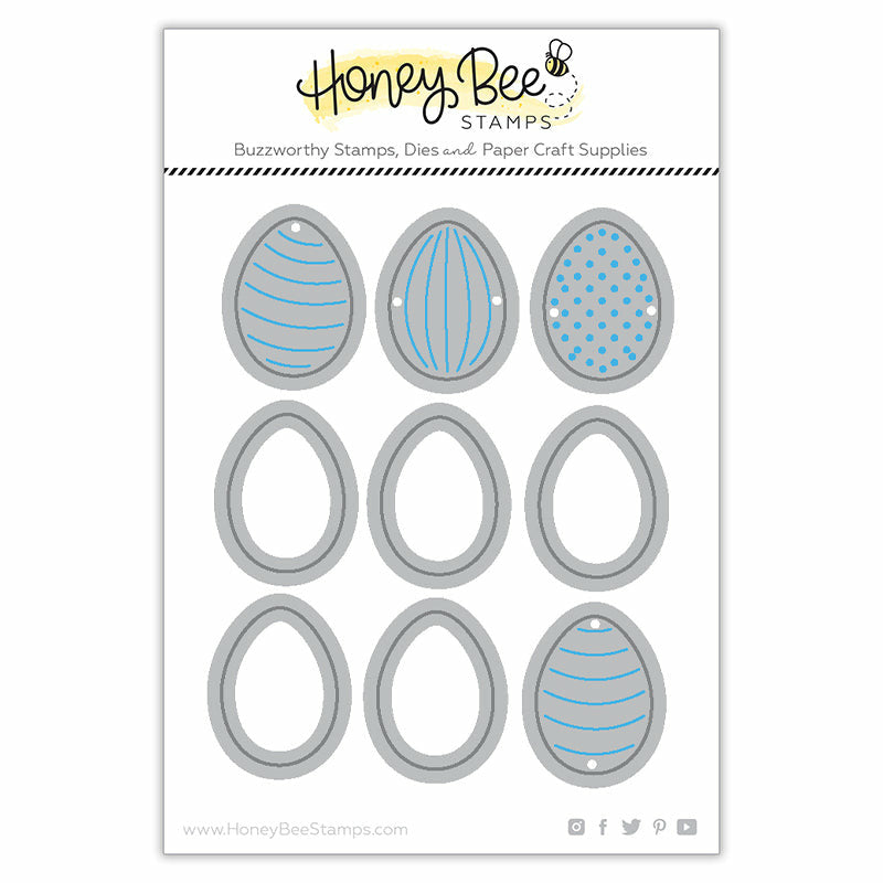 Load image into Gallery viewer, Itty Bitty Eggs | Honey Cuts