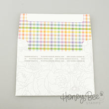 Load image into Gallery viewer, Honey Bee | A2 Envelopes 12pk | Playful Pastels