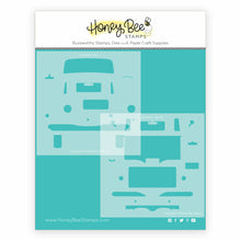 Load image into Gallery viewer, Big Pickup Details | Stencils | Set of 2