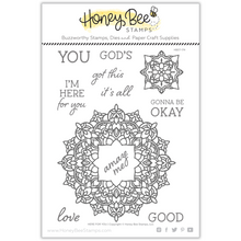 Load image into Gallery viewer, Here For You | 6x8 Stamp Set | RETIRING!