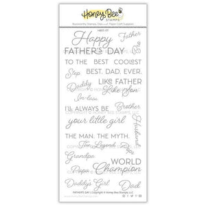 Father's Day | 4x8 Stamp Set