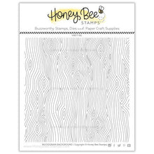 Load image into Gallery viewer, Woodgrain Background | 6x6 Stamp Set