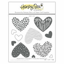 Load image into Gallery viewer, Heartfelt | 4x4 Stamp Set