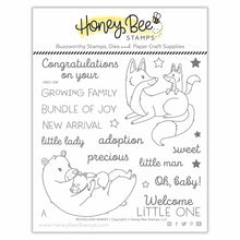 Load image into Gallery viewer, Woodland Babies | 6x6 Stamp Set