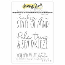 Load image into Gallery viewer, Sea Breeze | 3x4 Stamp Set