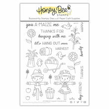 Load image into Gallery viewer, Let's Hang Out | 6x8 Stamp Set