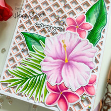 Load image into Gallery viewer, Paradise Blooms | 6x8 Stamp Set