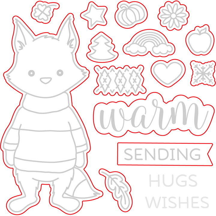 Warm Wishes | Honey Cuts