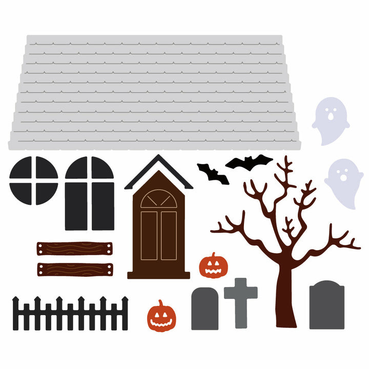 Haunted House Add-On | Honey Cuts
