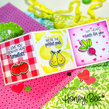 Load image into Gallery viewer, Heart Beets For You | 4x6 Stamp Set