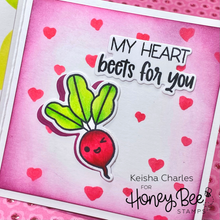 Load image into Gallery viewer, Heart Beets For You | Honey Cuts