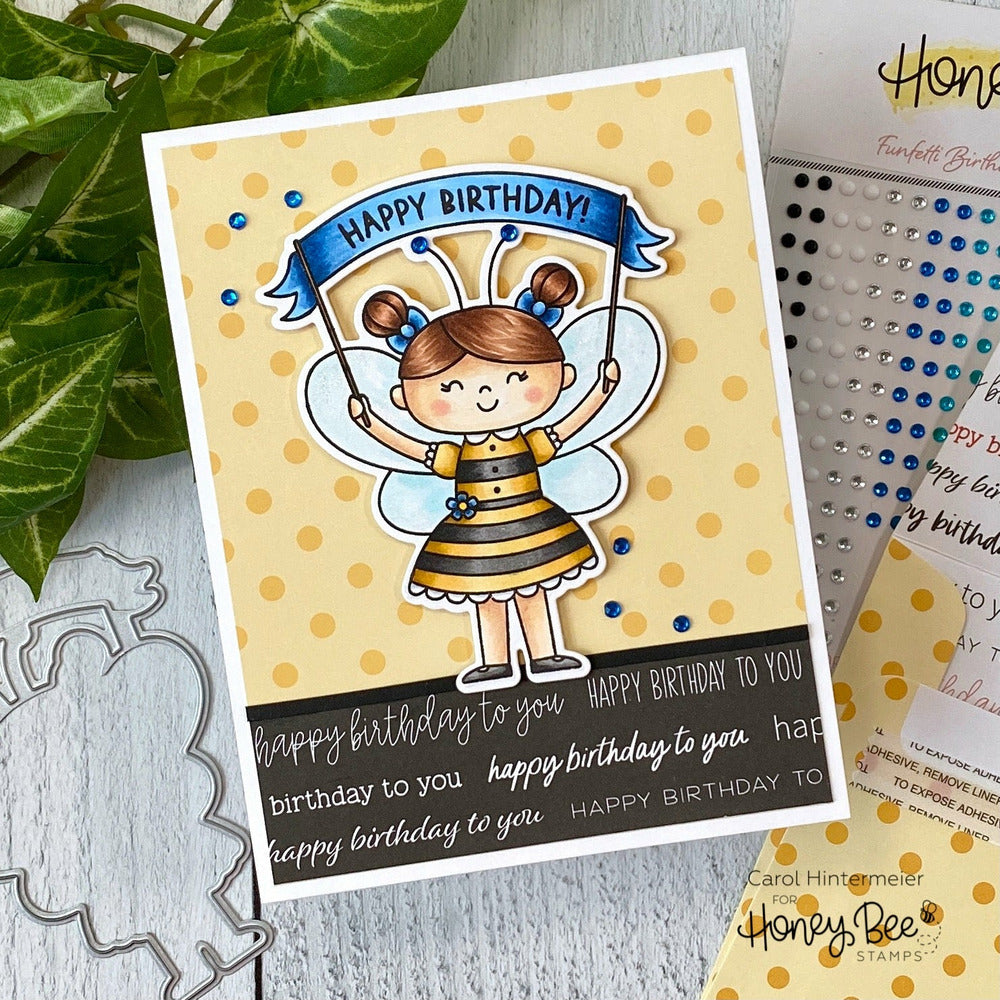 Load image into Gallery viewer, Paper Pad 6x6 | 24 Double Sided Sheets | Funfetti Birthday