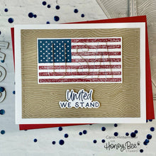 Load image into Gallery viewer, United We Stand | 4x4 Stamp Set