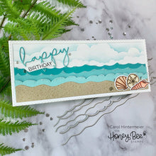 Load image into Gallery viewer, Sandy Shores | 6x6 Stamp Set