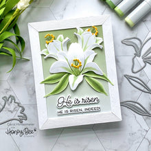 Load image into Gallery viewer, He Is Risen | 4x6 Stamp Set
