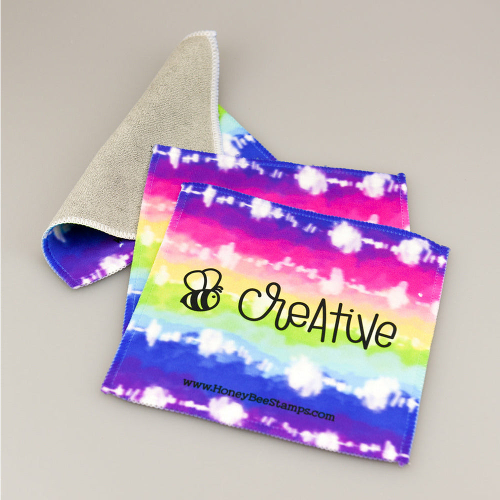Load image into Gallery viewer, Honey Bee | Bee Creative Microfiber Towel