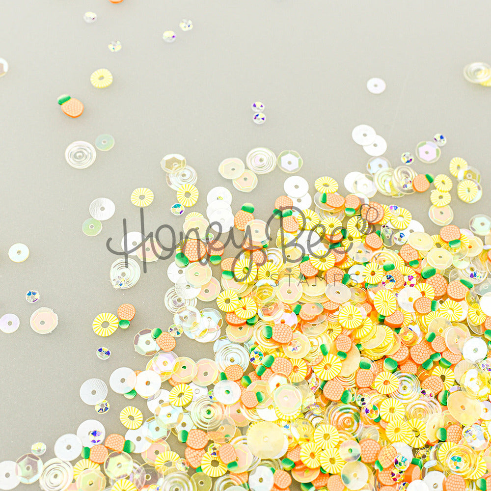 Load image into Gallery viewer, Pina Colada | Sequin Mix