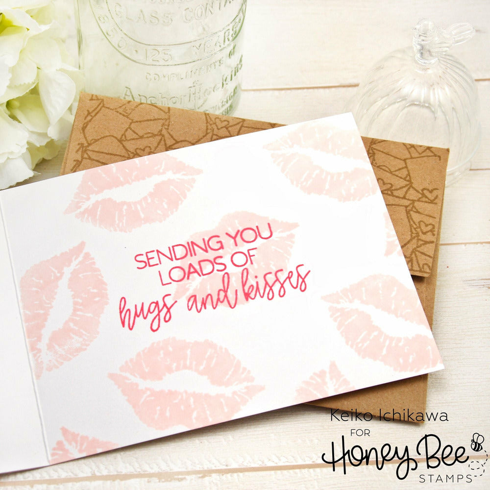 Load image into Gallery viewer, Pickup Lines | 6x6 Stamp Set