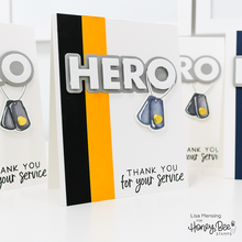 Load image into Gallery viewer, My Hero | 6x8 Stamp Set