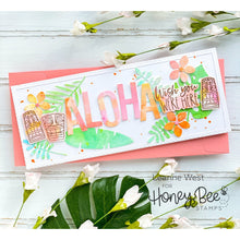 Load image into Gallery viewer, Luau | 4x6 Stamp Set